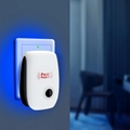 Electronic Mosquito Killer Lamp Ultrasonic Anti Mosquito Insect Killer Repeller