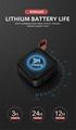 Wireless Bluetooth Mini Speaker Stereo Portable Speakers Subwoofer