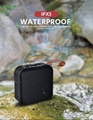 Portable Speakers Subwoofer Bluetooth 4.2 with SD FM Outdoor Column Loudspeaker