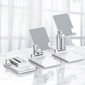 Smartphone stand desktop adjustable Aluminum alloy tablet mount