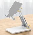 Telescopic mobile phone mount desktop tablet universal folding portable holder