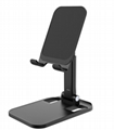 Telescopic mobile phone holder retractable  universal tablet stand