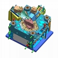 Plastic Injection Mould Maker for  Hot sale products