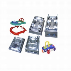 Factory Professional Customize Plastic Toy Injection Mould
