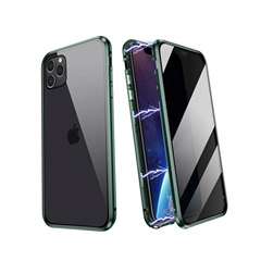 Double Sided Tempered Glass Phone Case for iPhone 11 Pro