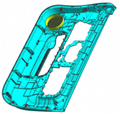 Customized Injection Plastic Mould For Plastic Manufactures