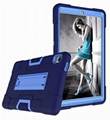 IPad Pro 10.5/Air 10.5 Full-body Rugged Protective Cover Silicone+PCCase