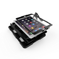 9.7 inch tablet  PC case for iPad Air 2 back cover with screen protector 4