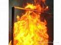high impact fireproof glass