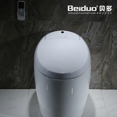 Automatic Intelligent Toilet