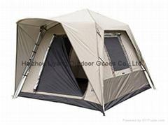 Black Pine Sports Freestander 6-Person Turbo Tent
