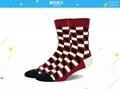 新款棉襪時尚襪子歐美男士運動襪