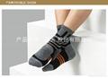 男士運動純棉襪中筒襪加厚冬季跑步襪 4