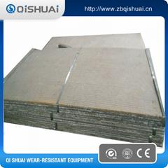 3.7g/cm3 abrasion resistant chrome steel sheet