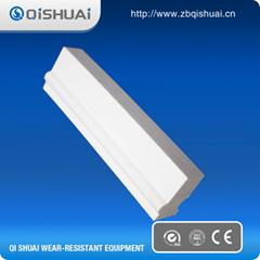 95% High hardness alumina ceramic wear resistant liner plate