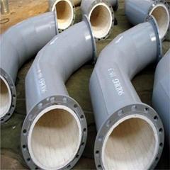 Competitive price alumina ceramic liner pipe