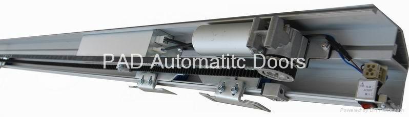 Exterior use aluminum door operator for restaurant 1
