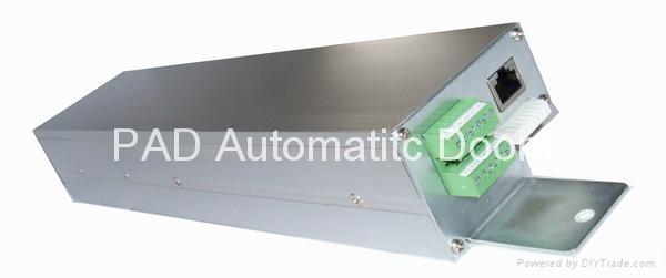 Exterior use aluminum door operator for restaurant 2