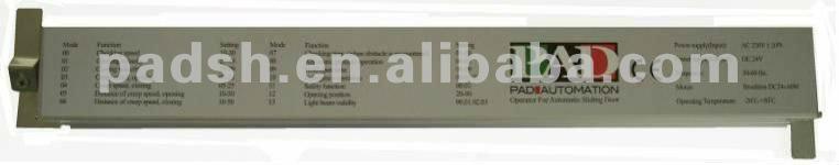 Widely used smart DC24V AC110V~260V gate opener for shopping mall 2