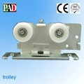 Widely used smart DC24V AC110V~260V gate opener for shopping mall 4