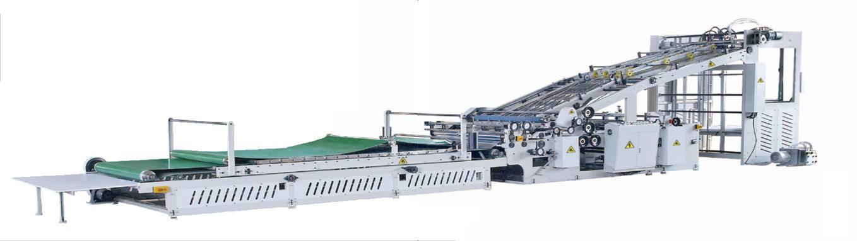 KTM1450  automatic flute laminator  1