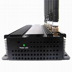6 Antenna Cell phone GPS  RF Jammer (315MHz 433MHz)