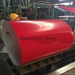 ppgi steel coil prepainted galvanized