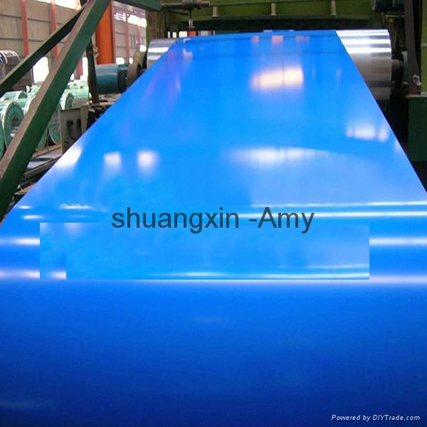 ppgi steel coil prepainted galvanized  2
