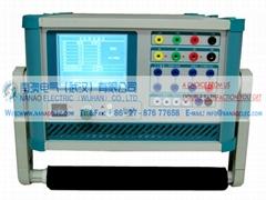 南澳電氣專業生產NAWJ6數字式繼電保護測試儀