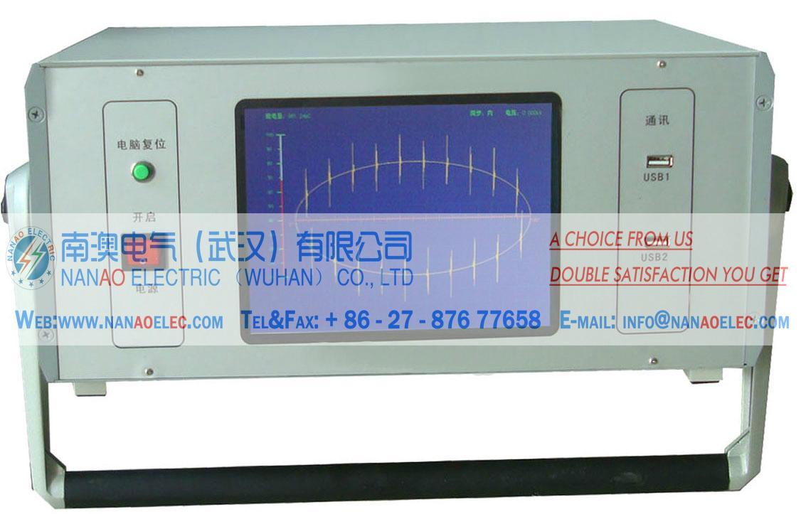 南澳電氣NAJFS數字局部放電檢測裝置 3