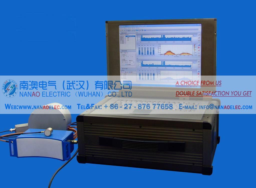 NAJFXD局部放電超聲自動定位系統 4