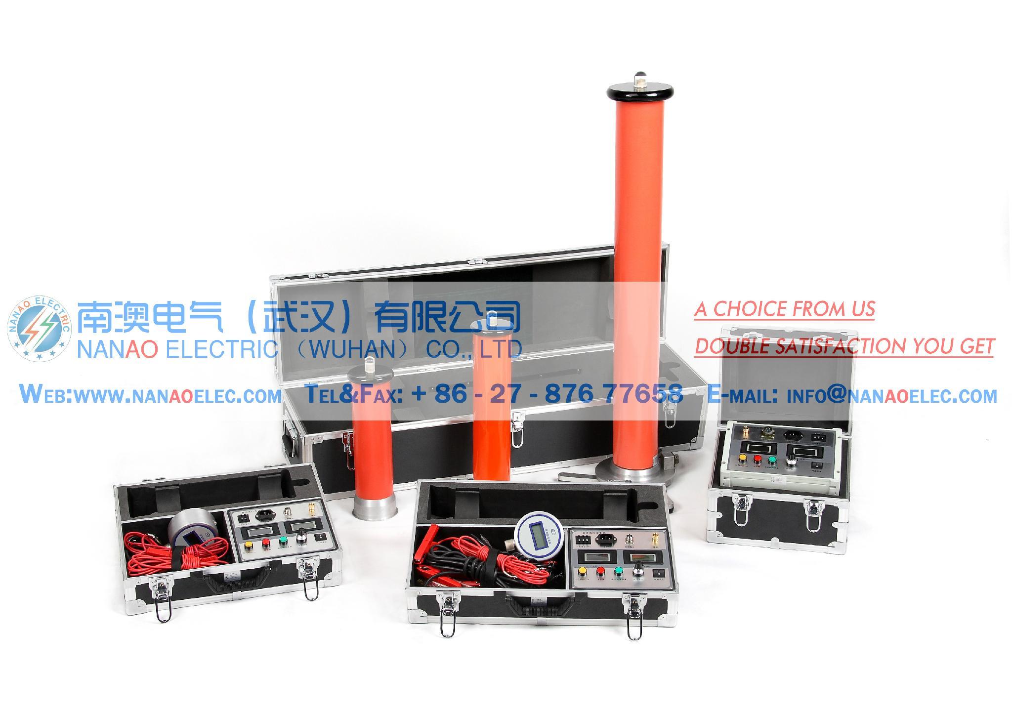 南澳電氣生產NAZGF直流高壓發生器 2