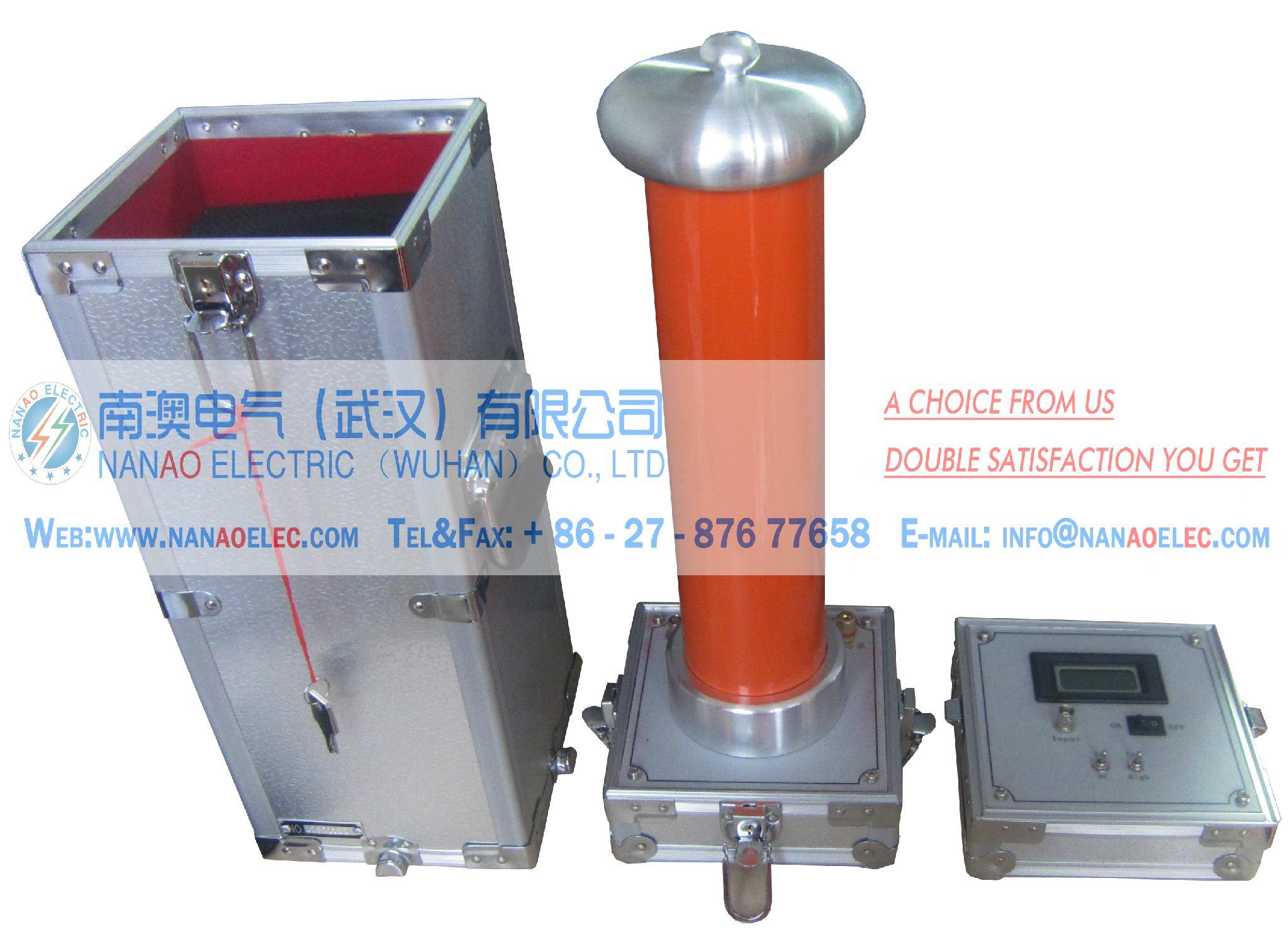 南澳電氣生產NAZGF直流高壓發生器 3
