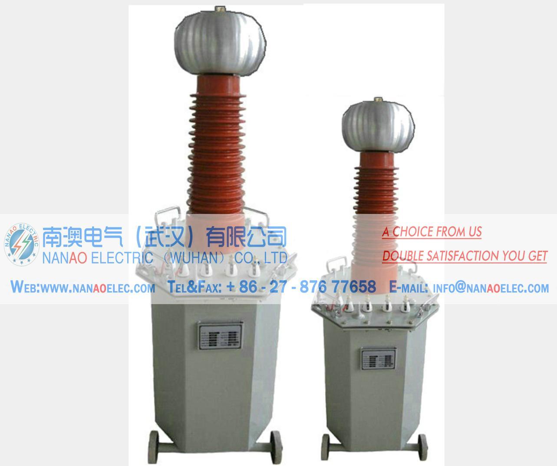 NAYDJ油浸式高電壓試驗變壓器耐壓成套裝置 3