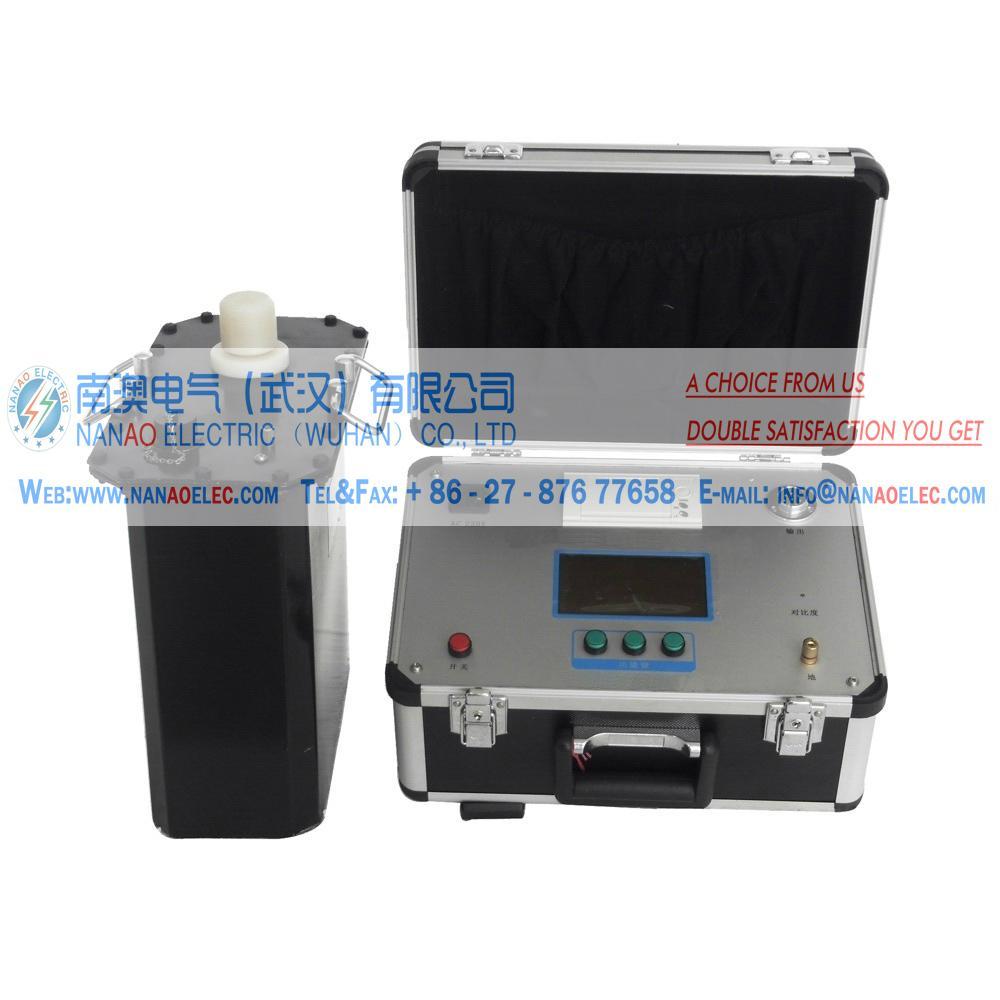 NAVLF超低頻高壓發生器試驗裝置 1