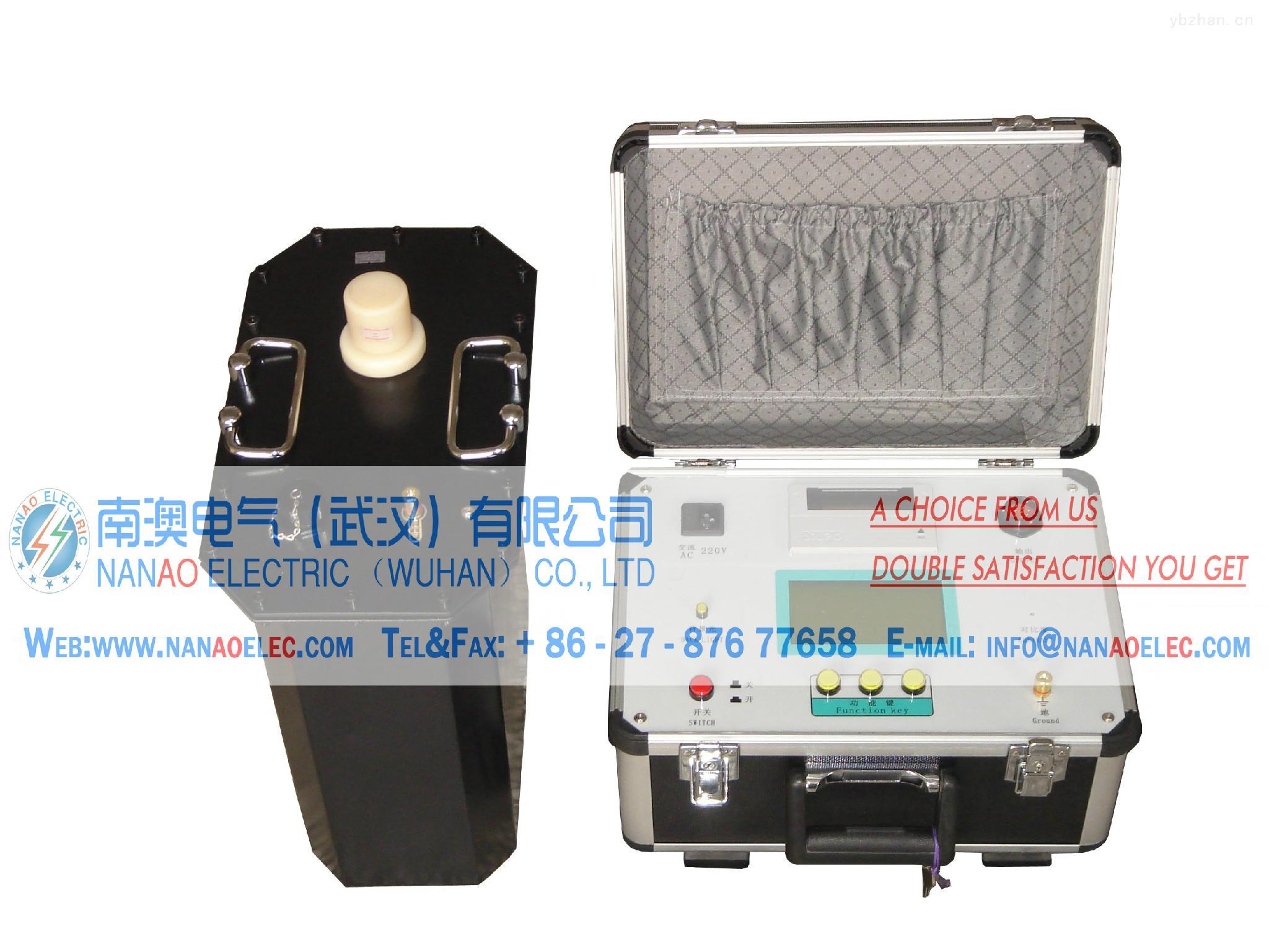 NAVLF超低頻高壓發生器試驗裝置 4