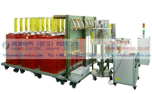 NAICG全自動雷電衝擊電流脈衝發生器 1