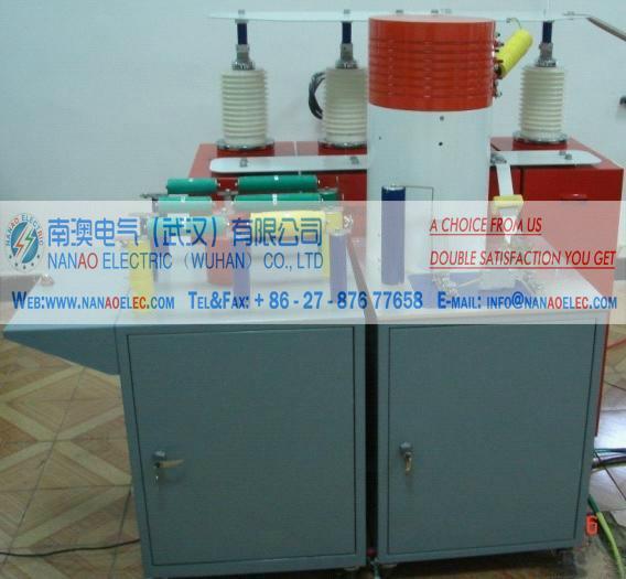 NAICG全自動雷電衝擊電流脈衝發生器 2