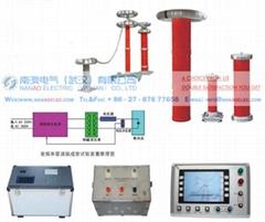 南澳電氣專業生產NABXZ全自動變頻串聯諧振耐壓試驗成套裝置