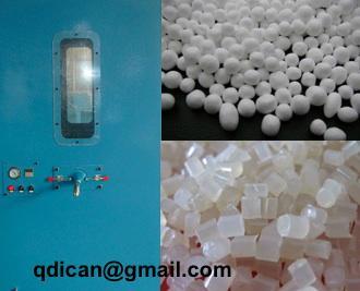 polystyrene beads filling machine for styrofoam eps micro ball 1 - Polystyrene Beads