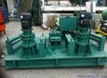 The Tunnel Arch Culvert I-Beam Hydraulic Bending Machine 3