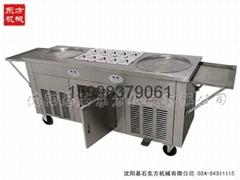 2D10A泰式炒冰卷机