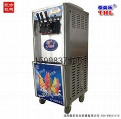 泰美乐冰淇淋机 110V出口型冰淇淋机 不锈钢大功率冰淇淋机