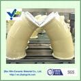 Alumina Ceramic Lined Wear Resistant