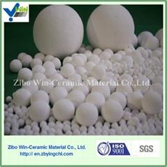 Win-ceramic alumina ceramic or porcelain inert ball
