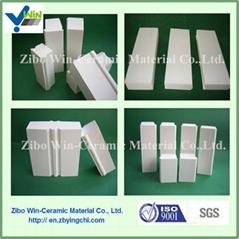 High Alumina Ceramic Lining Brick For Ceramic Kiln