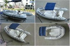 Rigid hull inflatable boat(RHIB,RIB)