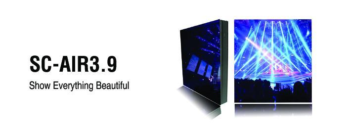 pH3 Indoor Full Color Rental LED Display Screen 3
