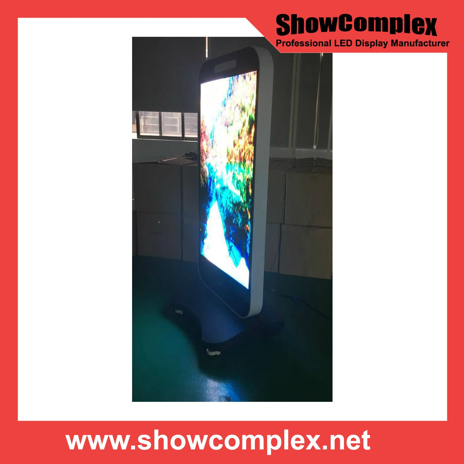 pH6 Indoor Full Color LED Poster  1
