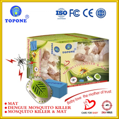 TOPONE Eco-Friendly Electric Mosquito Mat